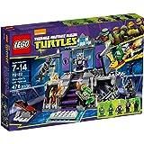 LEGO - Juego de construcción Shredder, Tortugas Ninja (79122)