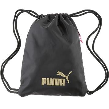 db671eb66e3 Puma Core Women s Jeans Seasonal Gym Bag Gym Bag, Womens, 75525, Black
