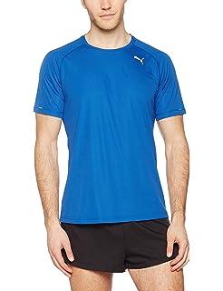 cf0db90304a9 Puma Men s Core-Run Short Sleeve T-Shirt