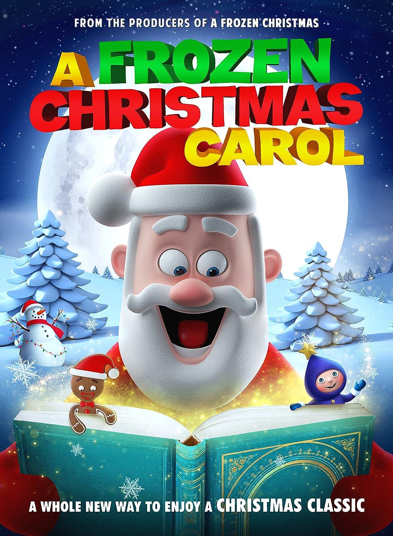 Frozen Christmas.Amazon Com A Frozen Christmas Carol Mark Singer Scott