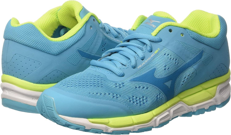 Mizuno Synchro MX (W) - Zapatillas de Running de competición Mujer: Amazon.es: Zapatos y complementos