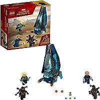 LEGO Super Heroes - Ataque de la nave de los Outriders (76101) Juego de construcción