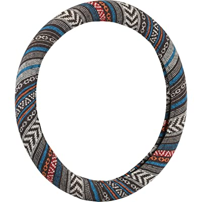 Bell Automotive 22-1-97192-8 Boho Blanket Steering Wheel Cover: Automotive