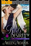 A Rebel's Desire (Highland Heartbeats Book 2)
