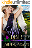 A Rebel's Desire (Highland Heartbeats Book 2)