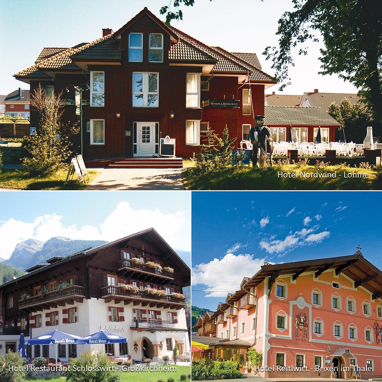 2 Personen Kurztrip 4 /Übernachtungen 150 Hotels mydays Hotel-Gutschein Einfach mal Urlaub
