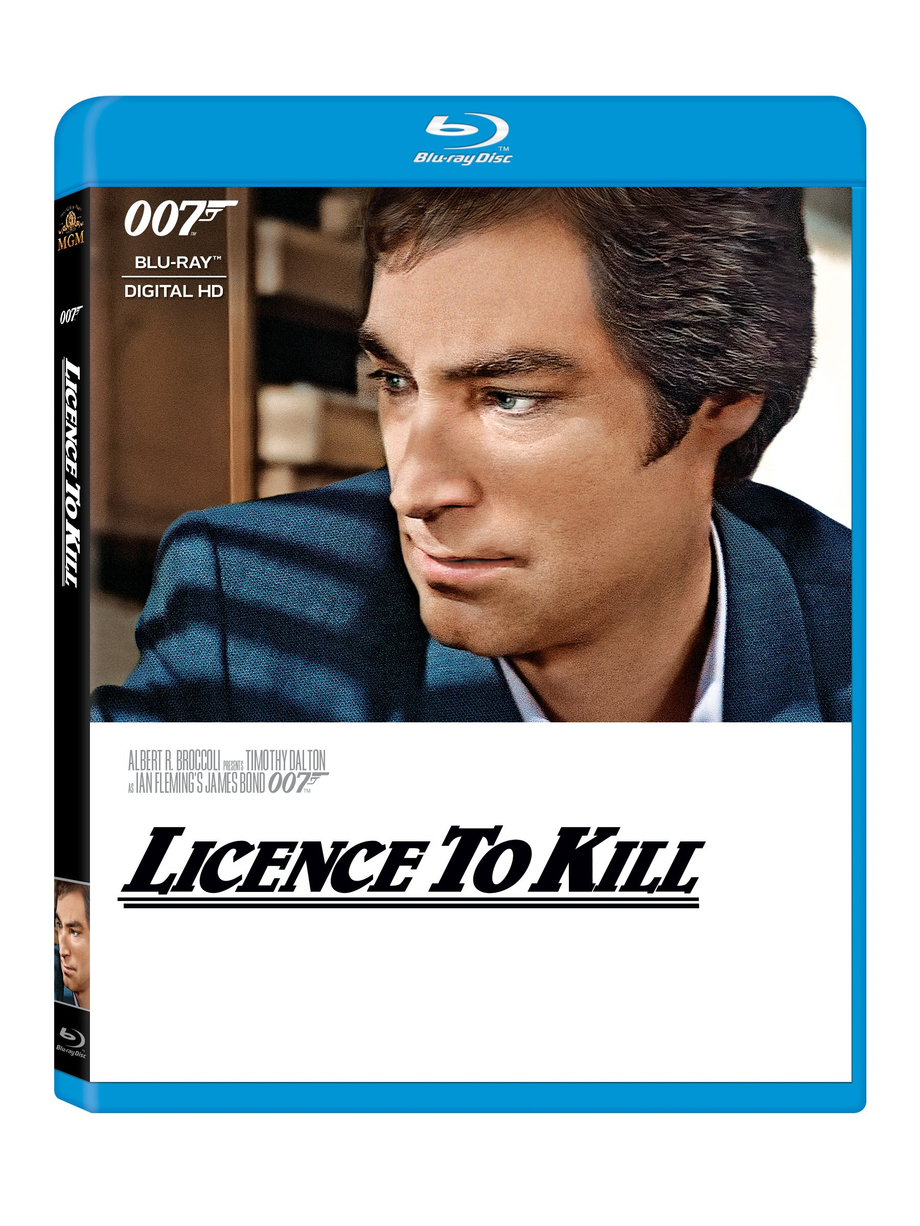Licence to Kill Blu-ray