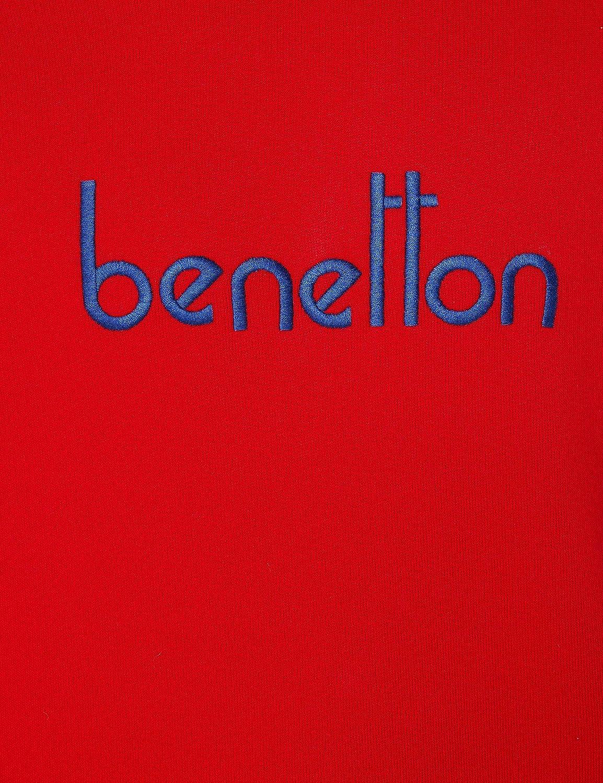 UNITED COLORS OF BENETTON Felpa Sweat-Shirt /À Capuche Sport B/éb/é gar/çon