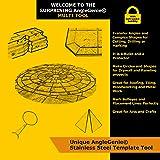 AngleGenie Template Tool - Premium Grade