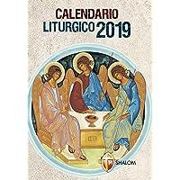 Calendario liturgico 2019