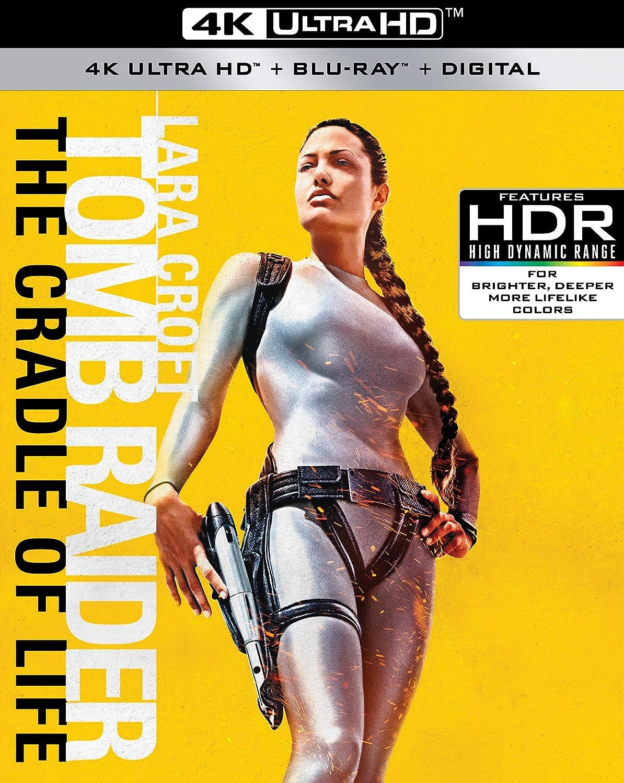 Amazon Com Lara Croft Tomb Raider The Cradle Of Life Blu Ray Lara Croft Tomb Raider Cradle Of Life Movies Tv