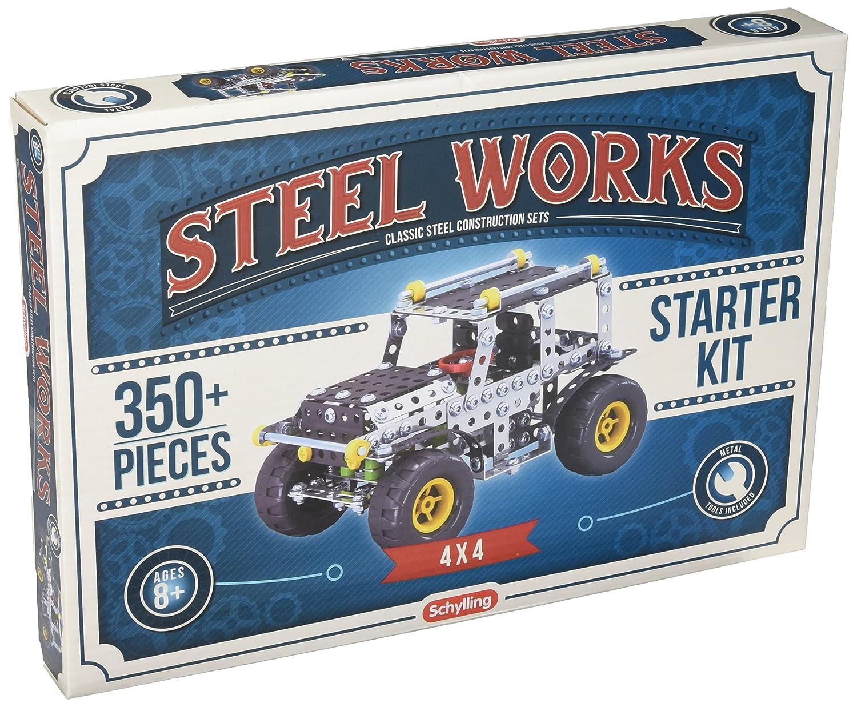 Schylling Steel Works Dump Truck Schylling Old Vendor Code STWDT