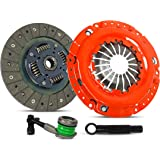 Clutch And Slave Kit Works With Saturn Vue Base Sport Utility 4-Door 2002-
