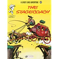 Goscinny, R: Lucky Luke Vol.25: the Stagecoach