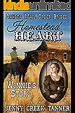 Homestead HEART: Winnie's Story (Dakota Mail Order Brides Book 1)