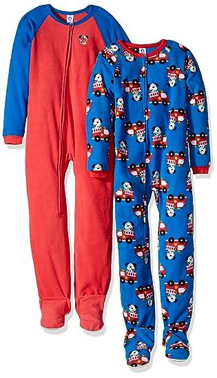 1f4dbfc5bf Gerber Baby-Boys Boy 2 Pack Blanket Sleeper Blanket Sleeper  Amazon ...