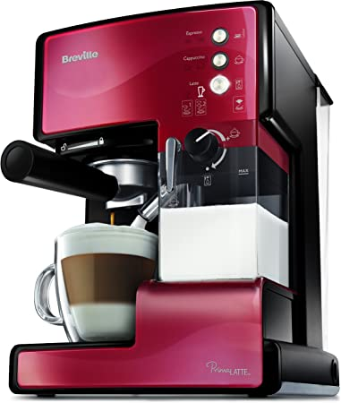 Cafetera Automática Breville