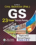 IAS General Studies (Preliminary) 23 Years Solved Papers 1995-2017