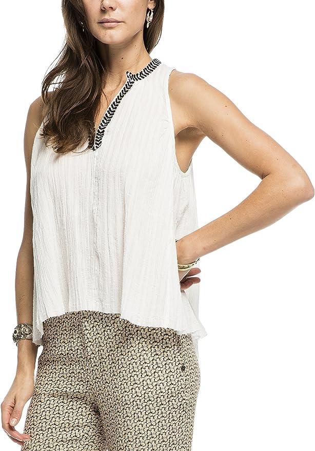 Scotch & Soda Maison 16210353732 - Camiseta Mujer