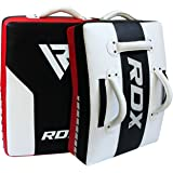 RDX MMA Kick Strike Shield Curved Training Thai Pad Target Focus Boxing Punching Mitts (This is Sold AS Single Item)