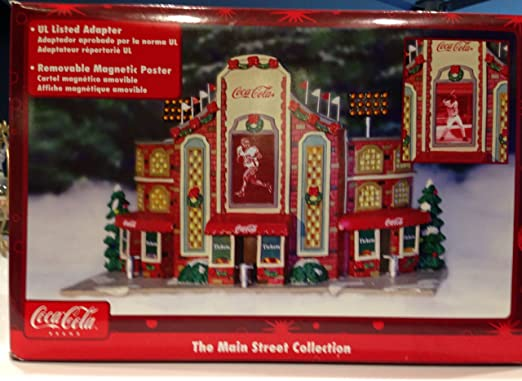 Coca-Cola The Main Street Collection - Stadium