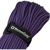 """Titan WarriorCord   103 FEET, 620 LB. TENSILE Strength   Exceeds MIL-SPEC Type III 550 Paracord Strength Standards. 7-Strand, 5/32"""" Diameter, Military-Style Parachute Cord, with Free eBooks."""