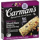 Carman's Muesli Bar Super Berry, 6-Pack (270g)