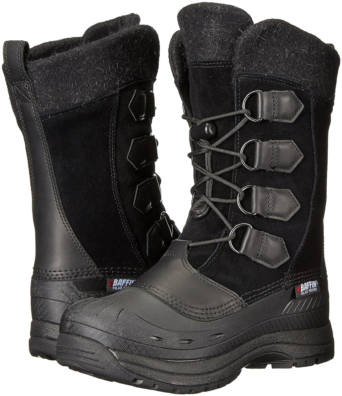 Baffin Women's Kara Snow Boot B01BOWJ5RG 8 B(M) US|Black