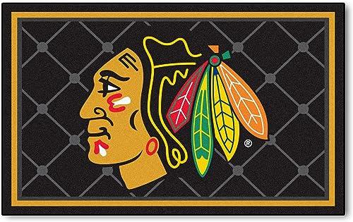 Chicago Blackhawks Area Rug