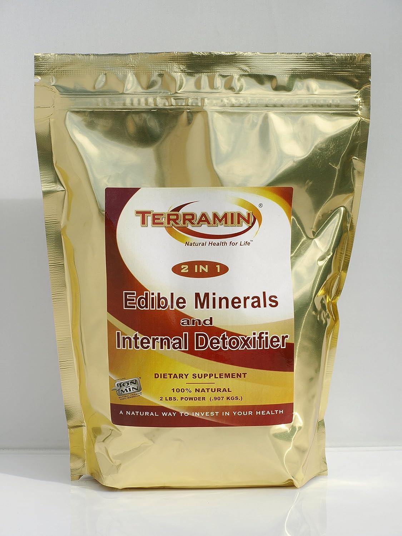 Terramin Powder 2 lbs Calcium Montmorillonte Clay Minerals