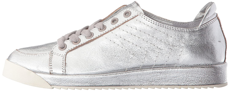 Dolce Vita Women's Sage Sneaker B072QCS1DS 11 B(M) US|Silver Leather