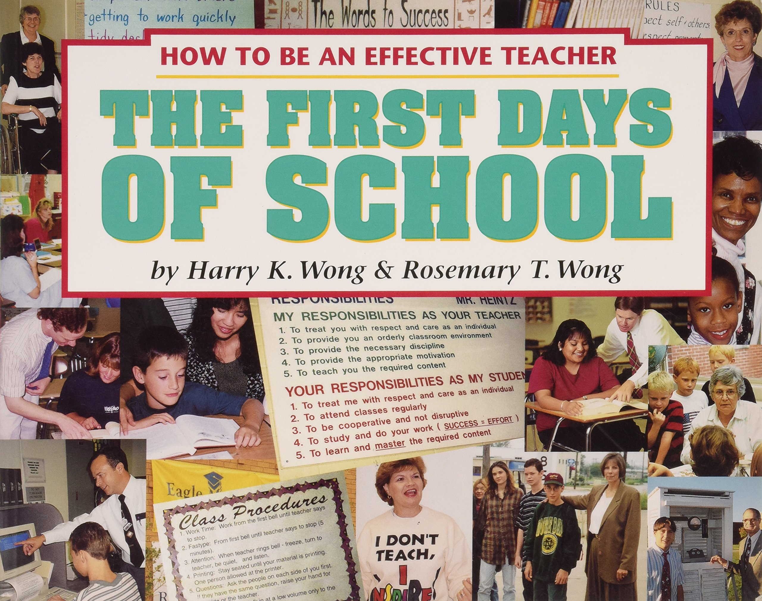 the first days of school: how to be an effective teacher essay Now, the buzz is that the five paragraph essay is out, and my superiors at school (none of whom were around in the old days) have begun to repeat the buzz they, too, have been hearing about how .