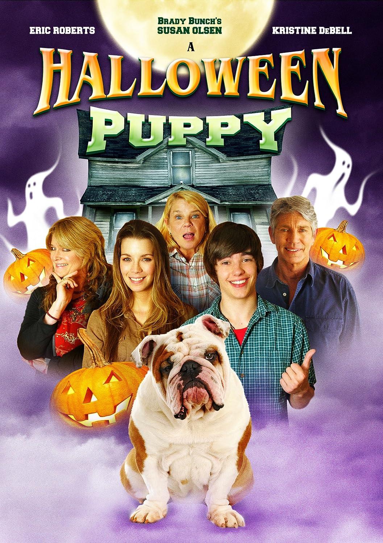 amazoncom halloween puppy a eric roberts kristine debell susan olsen lucas adams ryan greco evan crooks stephanie shemanski david decoteau