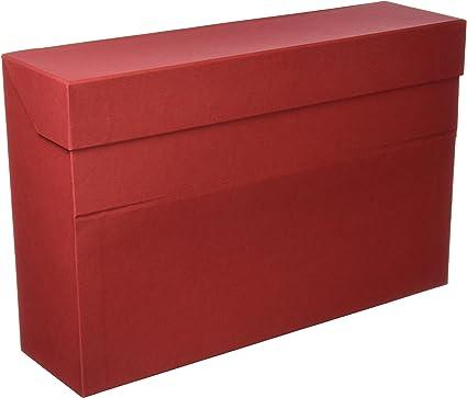 Elba 100580263 - Caja de transferencia de cartón forrado con tela ...