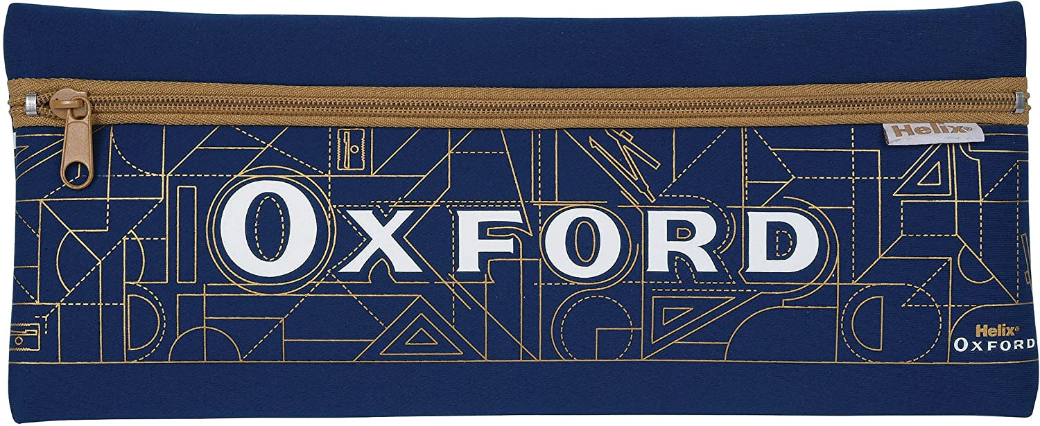 OXFORD HELIX LIMITED EDITION FILLED PENCIL CASE