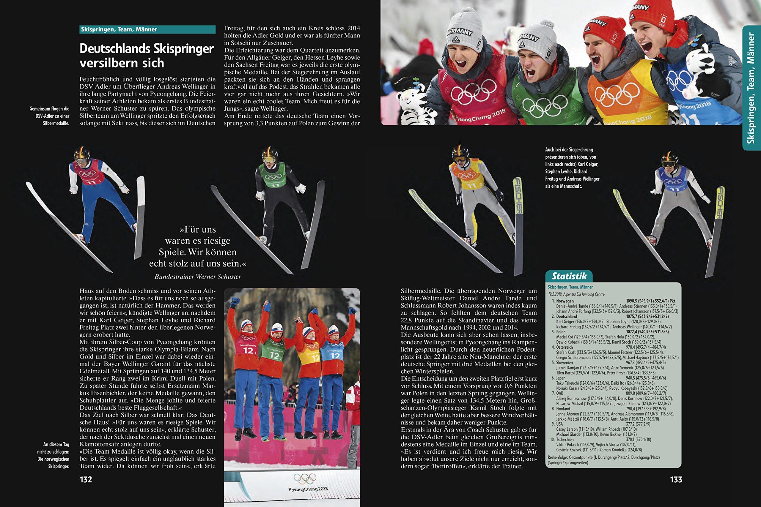 Olympische Winterspiele Pyeongchang 2018 Amazonde Dpa Deutsche