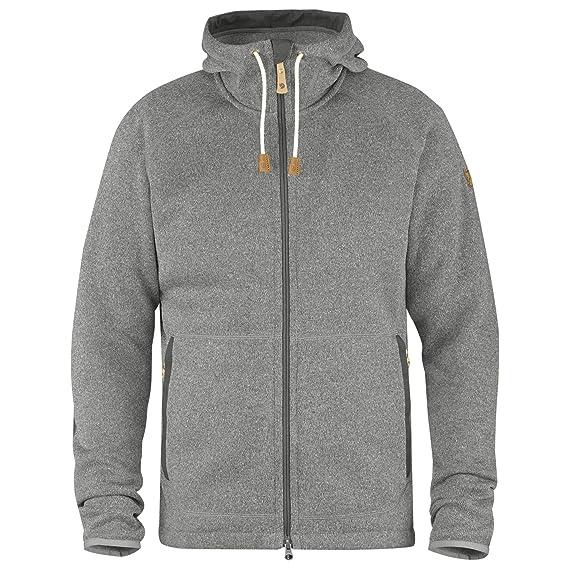 FJÄLLRÄVEN Herren Övik Fleece Hoodie Pullover & Sweatshirts