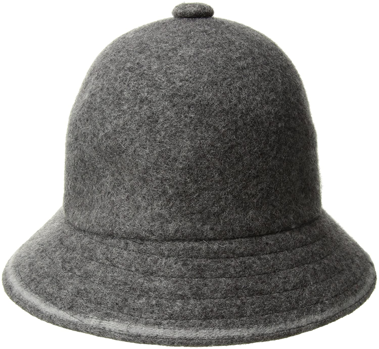 7aa8fe882e6 Kangol Men s Stripe Casual Bucket Hat  Amazon.co.uk  Clothing