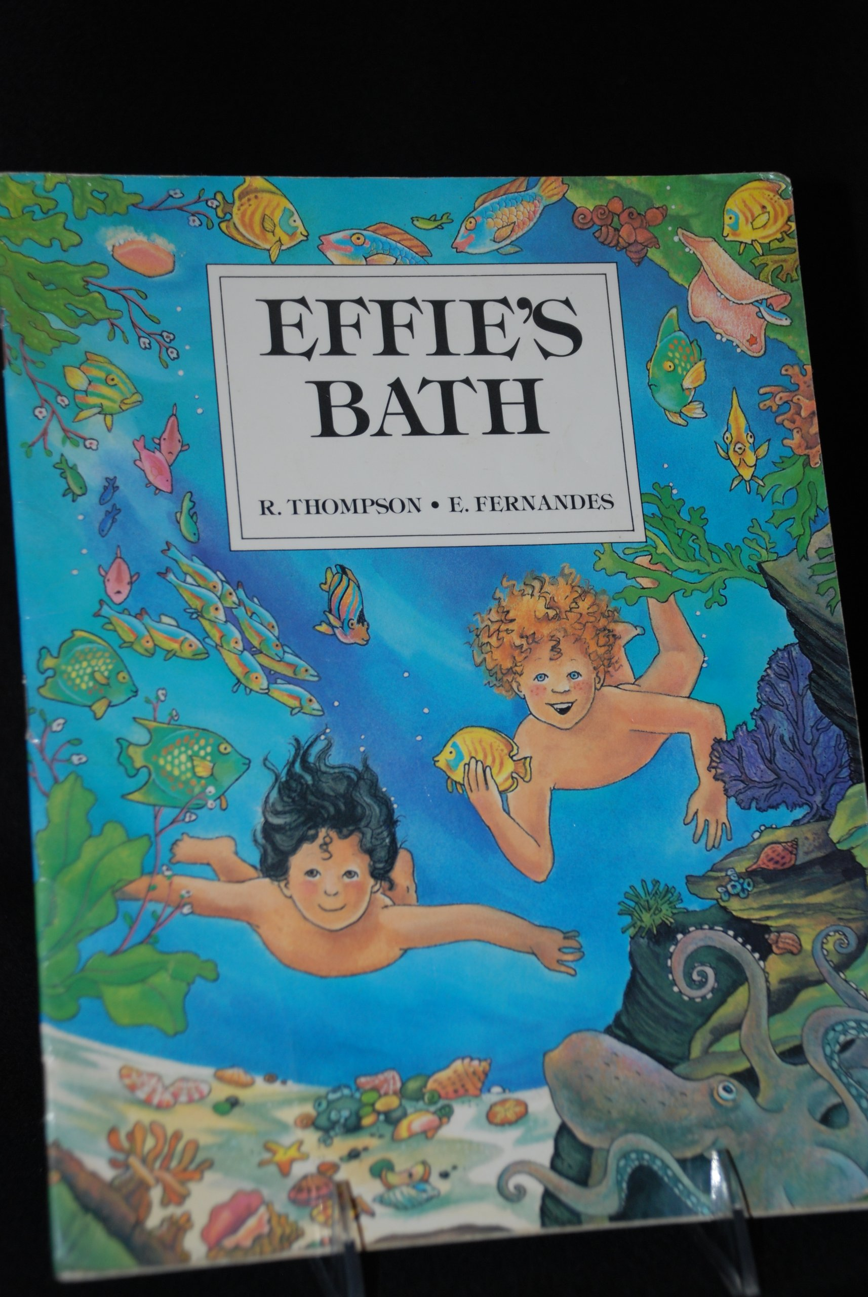Effie\'s Bath: Richard Thompson, Eugenie Fernandes: 9781550370522 ...