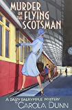 Murder on the Flying Scotsman (Daisy Dalrymple Mysteries)