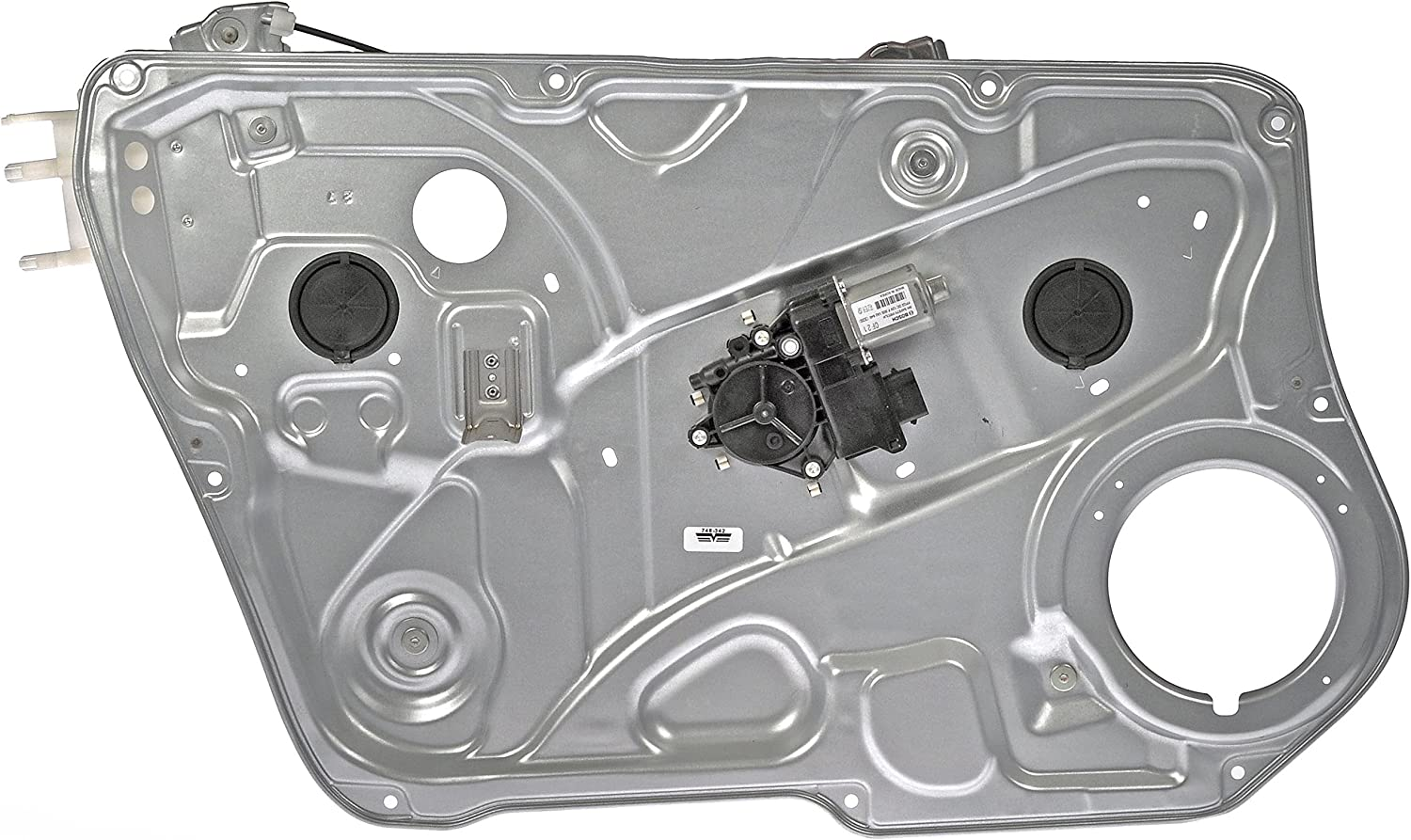 Dorman 748-342 Front Driver Side Power Window Regulator and Motor Assembly for Select Hyundai Models