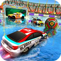Football Car World Cup 2018: Water Cars Fight