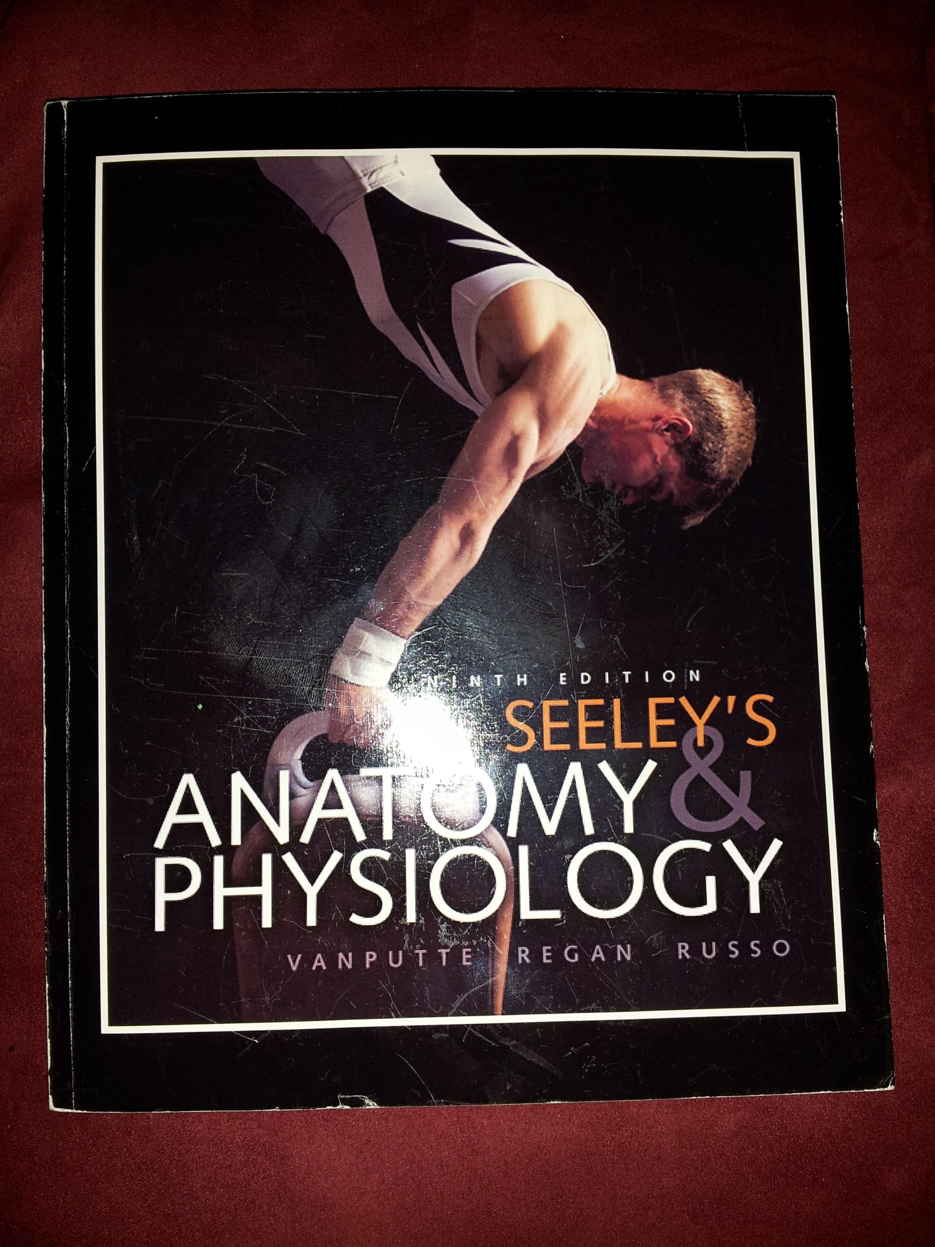 Anatomy & Physiology, 9th Ed, Seeleys, GSU, (Georgia State ...