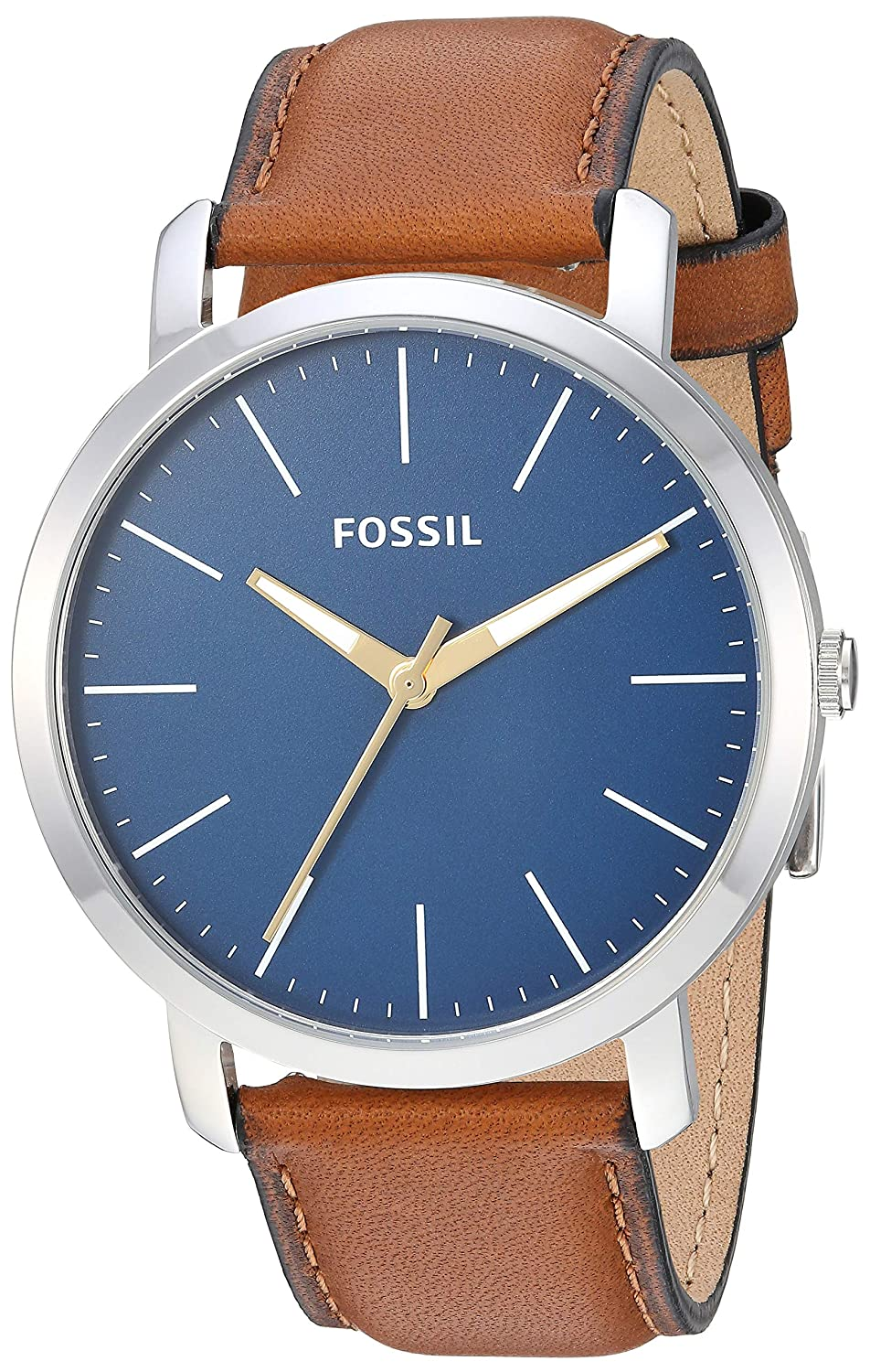 Fossil Analog Blue Dia Best Mens Watches Under 5000 in India to buy in 2019 - Reviews & Buyers Guide