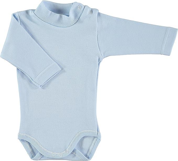 BABIDU Unisex Baby C.Polo Pique Body