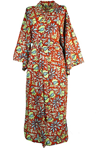 Guru-Shop - Vestito - Donna Arancione arancione  Amazon.it ... 138b066ffac