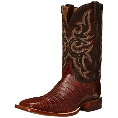 Justin Boots Men's 11-Inch Aqha Collection Riding Boot | Western