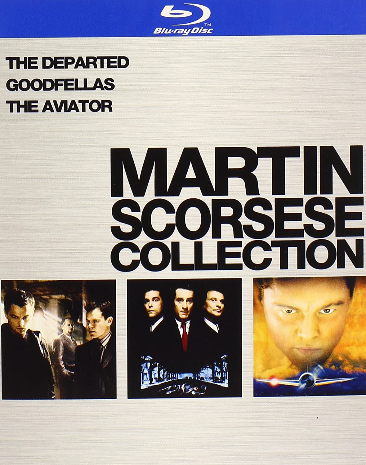 Martin Scorcese Collection [USA] [Blu-ray]: Amazon.es: Scorcese,Martin: Cine y Series TV