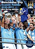 Manchester City Season Review 2010/11 - Road to FA Cup Glory and Champions League [DVD]