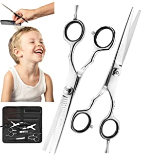 6 inch children\'s family haircut scissors 17.5 cm safety ...